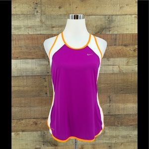 Nike Women's Dry-Fit Breathable Tank Top